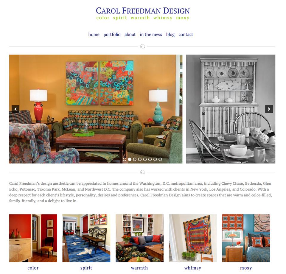 Carol Freedman Design
