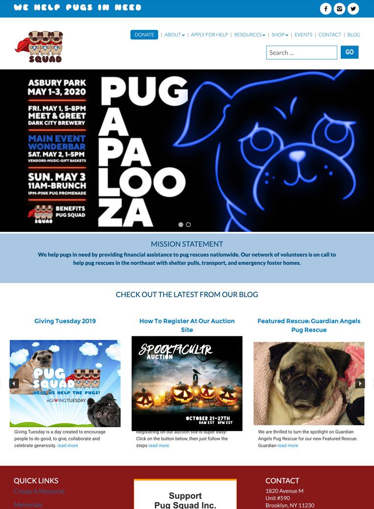 Pug Squad
